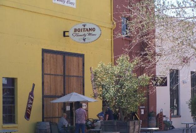 Boitano Family Wines