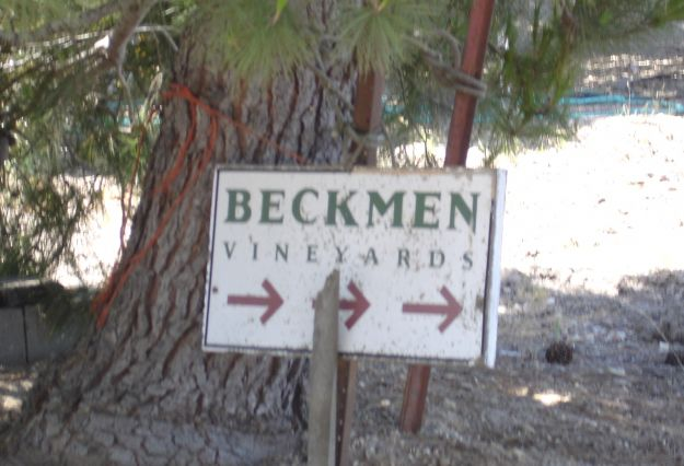 Beckman Vineyards